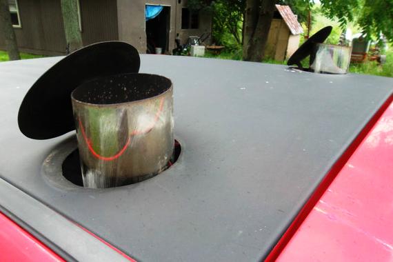 V8エンジン換装フォードフェスティバ20130705_3