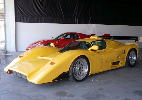 V8エンジン搭載モデル!マンタミラージュレーシング&オートジャンボリ2013!ガルフちび太の展示動画
