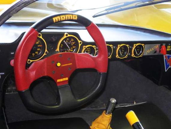 V8エンジン搭載マンタミラージュ20130722_3