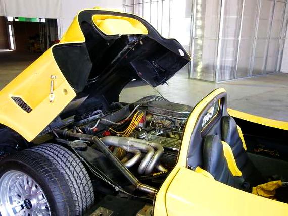 V8エンジン搭載マンタミラージュ20130722_4