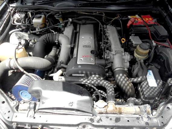 ブリスターフェンダー5速マニュアルJZS171型クラウンV20130804_3