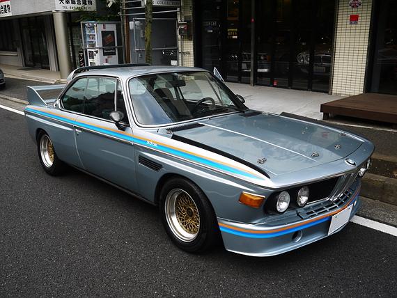 ブリスターワイドボディ!ツーリングカー選手権!E9型BMW3.0CS&VVTi仕様1JZターボエンジンE30系BMWの動画