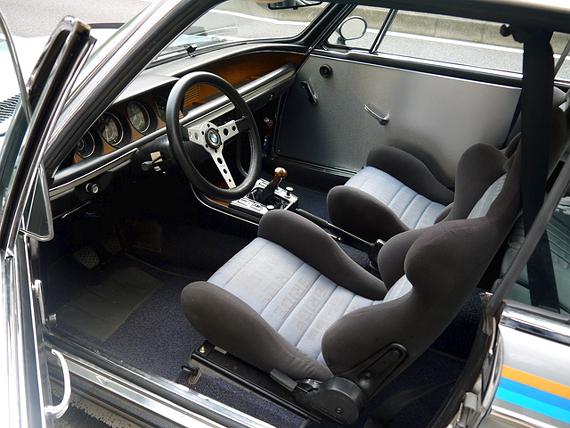 ブリスターワイドツーリングカー旧車E9系BMW30CS20130823_3