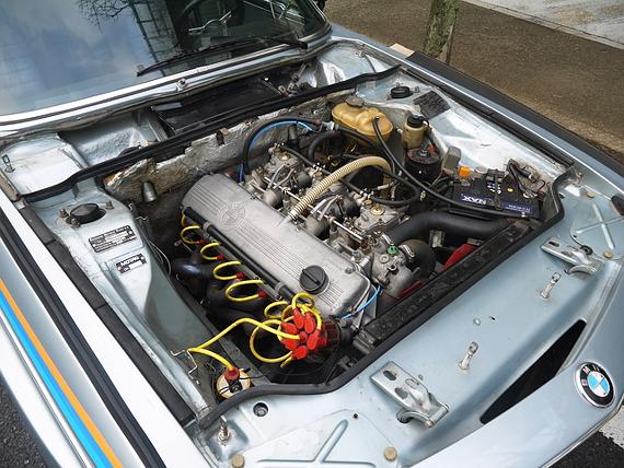 ブリスターワイドツーリングカー旧車E9系BMW30CS20130823_4