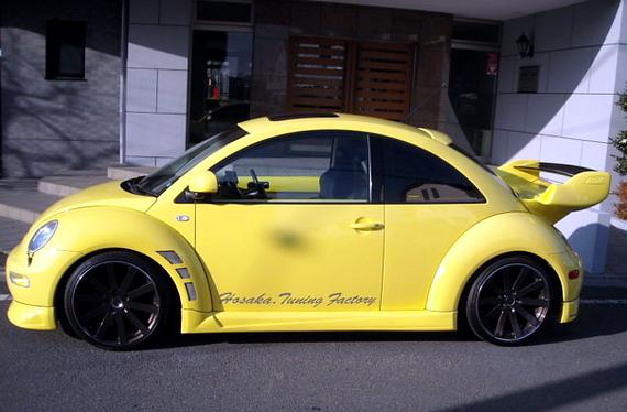 5速マニュアル化!限定車R32型スカイラインオーテックバージョン&ホサカチューニング!?ニュービートルの物件