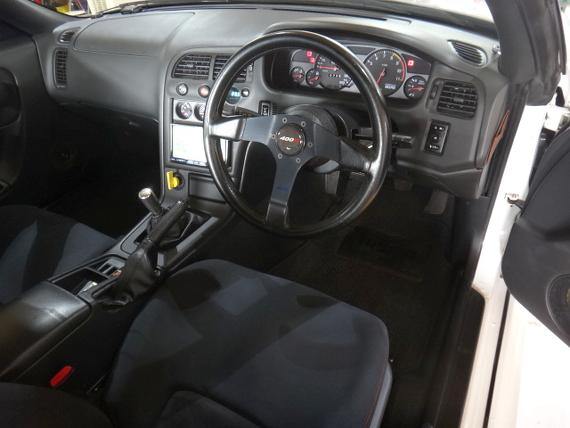 ホワイト限定車ニスモ400RベースR33スカイラインGTR20130801_ (3)