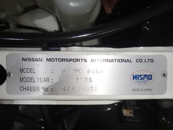 ホワイト限定車ニスモ400RベースR33スカイラインGTR20130801_ (6)