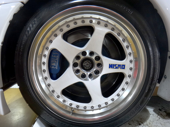 ホワイト限定車ニスモ400RベースR33スカイラインGTR20130801_ (7)