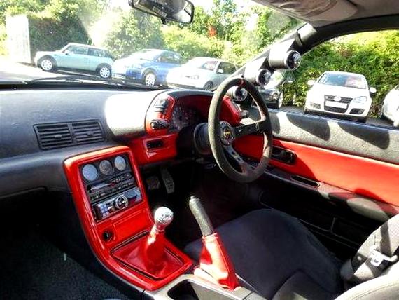 ワイドフェンダー仕様500馬力R32スカイラインGTR20130828_4