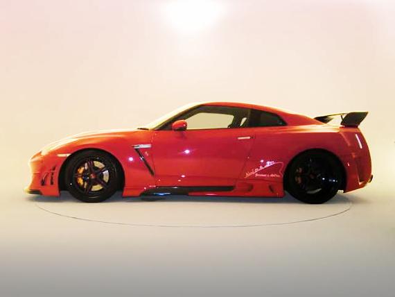 ワイドボディR35日産GTRベースALOOF01R20130826_5