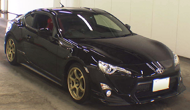 社外ホイールトヨタ86GT(ZN6)落札価格201306_ (2)