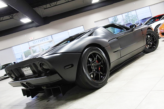 1400馬力ツインターボ化フォードGTスーパーカー20130826_ (1)
