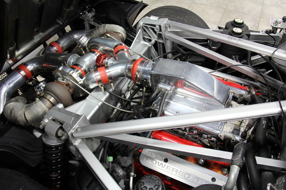 1400馬力ツインターボ化フォードGTスーパーカー20130826_ (3)