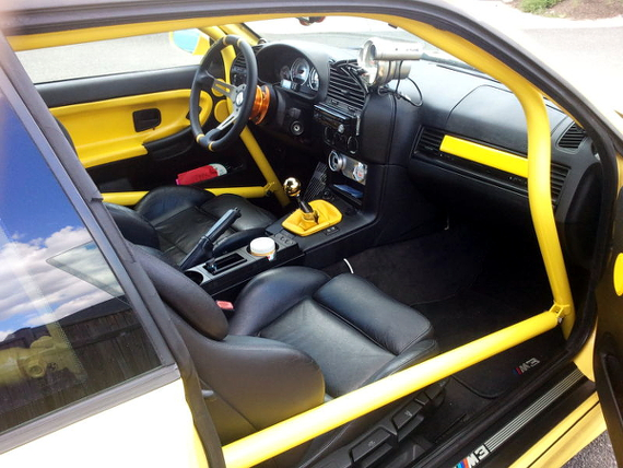 2JZエンジンプレシジョンタービン搭載E36系BMWM320130828_3