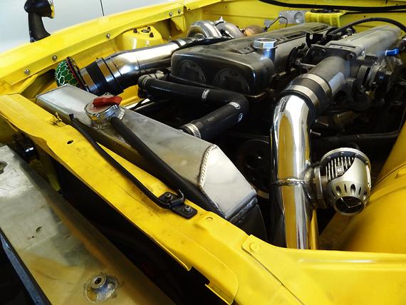 2JZエンジンS30ダットサンZ(フェアレディZ)20130823_3