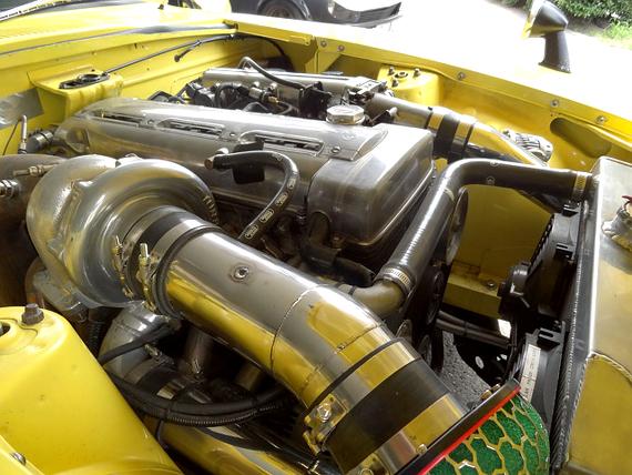 2JZエンジンS30ダットサンZ(フェアレディZ)20130823_4