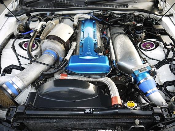2JZエンジンT88タービン30系ソアラ20130823_ (3)