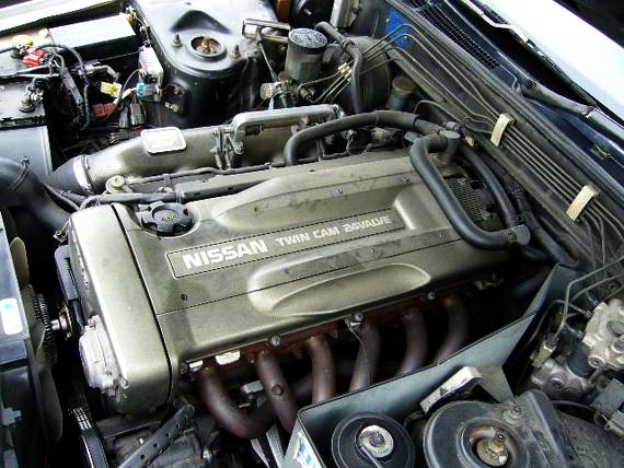 5速マニュアル化RB26DEエンジン搭載オーテックR32スカイライン4ドア20130727_2