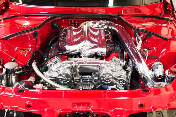 500馬力ツインターボ化インフィニティG35クーペ20130825_4