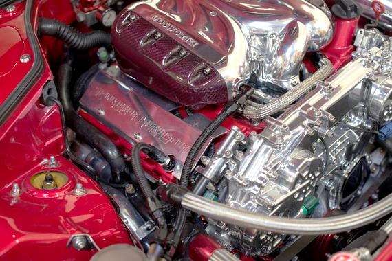 500馬力ツインターボ化インフィニティG35クーペ20130825_5
