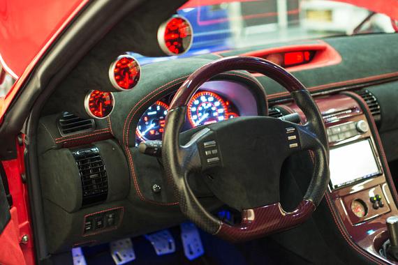 500馬力ツインターボ化インフィニティG35クーペ20130825_6