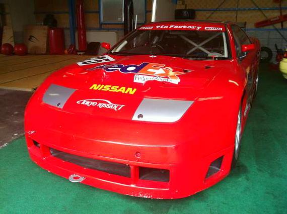 本物GT500マシン影山選手Z32フェアレディZ20130831_1