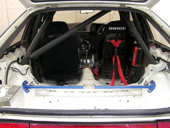 KMSエンジン換装4連スロットルAE86トレノ20130813_5