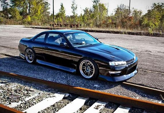 (海外)RB25DETターボエンジン換装!後期S14系240SX&2JZエンジンスワップ!E24系BMW635CSiの動画