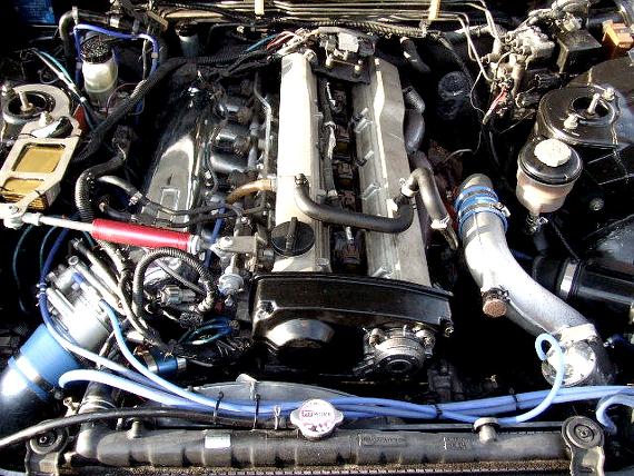 RB25改2600cc仕様R33スカイラインGTSセダン20130827_2