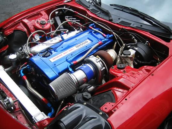 RB25DETエンジン換装FD3S型RX720130808_2