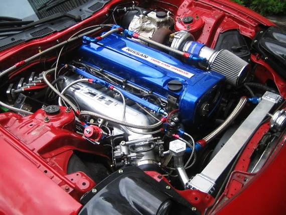 RB25DETエンジン換装FD3S型RX720130808_3
