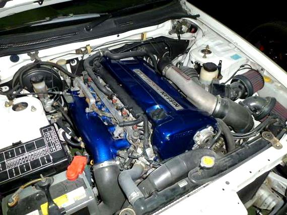 RB26エンジンスワップR34スカイライン4ドア20130802_2