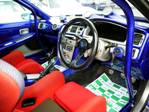 RX6タービン一号機ウエルドデモカーJZX100マーク220130804_3