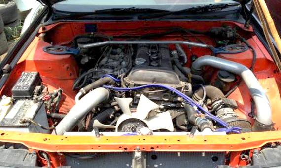 SR20エンジン搭載A31系セフィーロ20130811_3