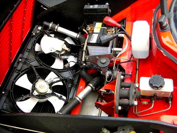 (2012年)ホーク製HFR2000!SR20DEフルチューン!ランチアストラトス・レプリカ&本物ランチアストラトスのサウンド動画