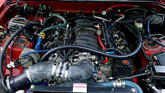 V8エンジン換装70系スープラ20130811_2