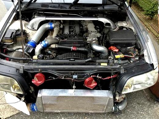 VIP仕上げ1JZエンジン換装14クラウンマジェスタ20130814_2