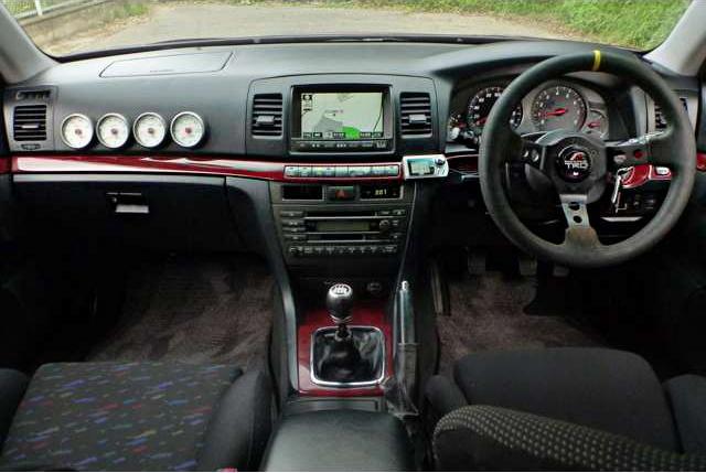 ゲトラグ6速GT2835JZX110マークⅡ20130924_7