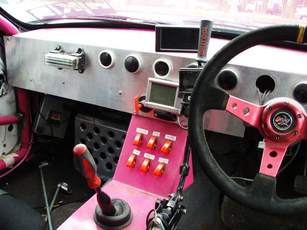 ピックアップトラック化ドリフト仕様R33スカイライン20130919_4