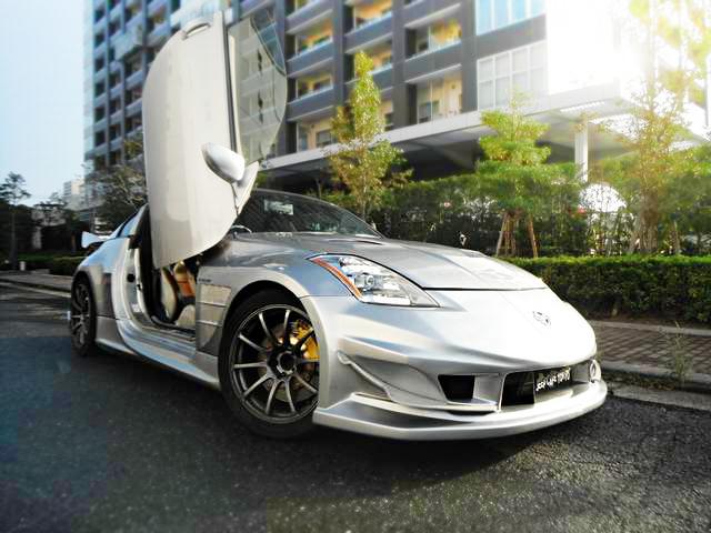 改造費500万円!!ロブソンレザー!エアサス!Z33フェアレディZ&社外タービンRB25エンジン換装E36系BMWの動画
