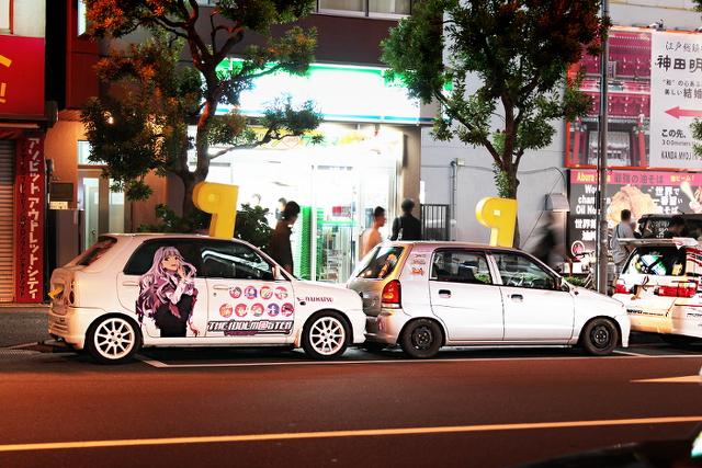痛車軽自動車20130922_1