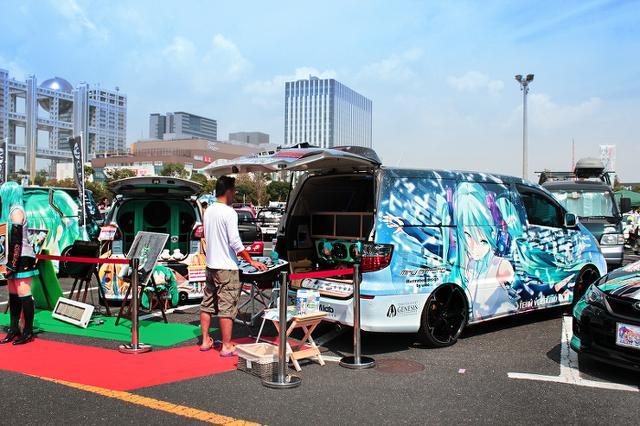痛Gふぇすた2013車両画像20130922_1