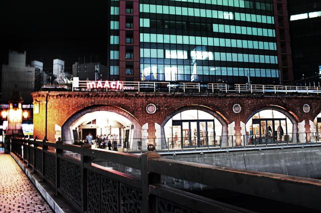 秋葉原旧万世橋駅マーチエキュート20130917_1