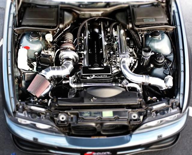 2JZエンジンE39型BMWM520130909_3