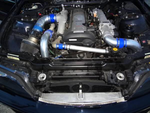 国内!VVTi仕様1JZターボエンジン換装!E46型BMW318i&キャブSR20エンジン搭載!510ブルーバードバンの動画