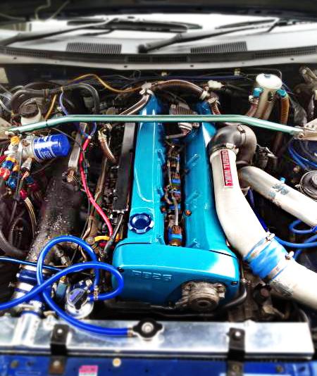 RB26エンジン換装S15シルビア20130909_ (5)