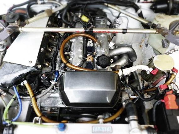 アルテッツァ用3SGエンジンAE86トレノ20130905_2