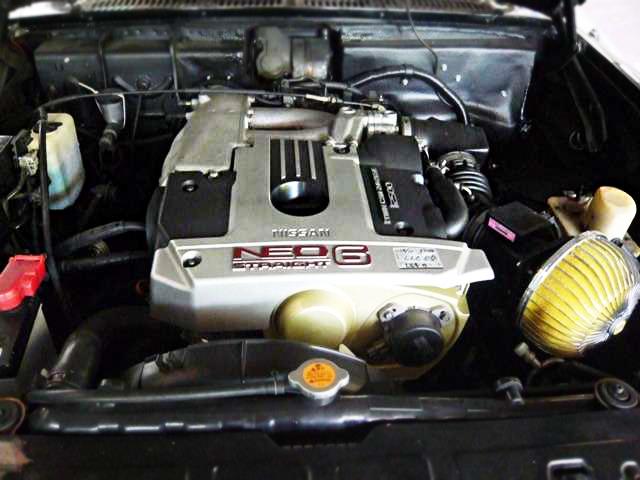 RB25DEエンジン換装グロリアスーパー620130914_2