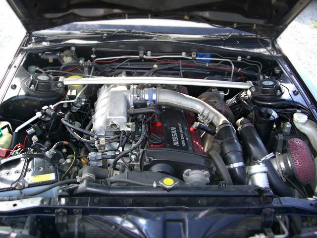 RB25DETエンジン搭載HR31スカイラインGTSR20130914_3