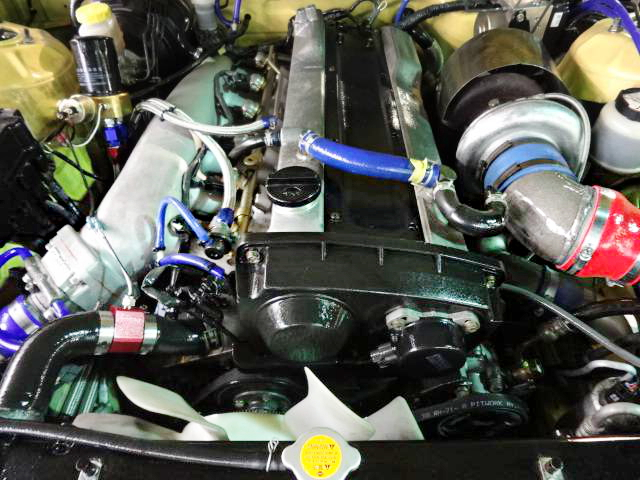 RB25DETターボエンジン搭載ワイドボディS15シルビア20130916_3